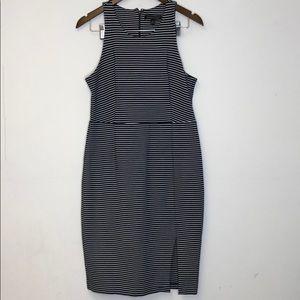 Banana Republic Dress Size 10 Nautical